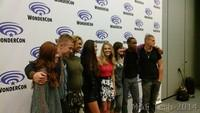 StarCrossed Press Conf at Wondercon 2014