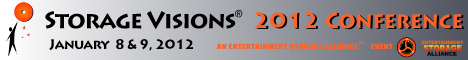Click for more information on the January 4-5, 2015  Storage Visions Conference in Las Vegas, NV just before CES
