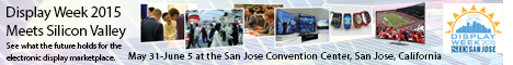Click for more information on the May 31-June 5,  2015 Conference Silicon Vallet at the San Jose Convention Center